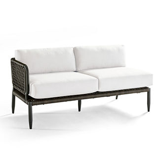 Saratoga Left-facing Loveseat Replacement Cushions, Special Order