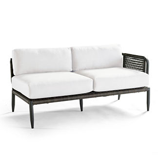 Saratoga Right-facing Loveseat Replacement Cushions