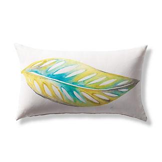 Abaca Lumbar Indoor/Outdoor Pillow
