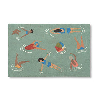 Swimmers Door Mat