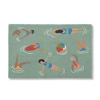 Swimmers Door Mat