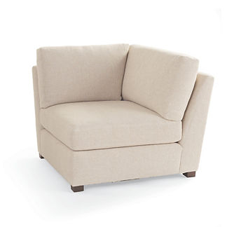 Berkeley Track-arm Modular Corner Chair, Special Order