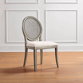 Georgia Cane Dining Side Chair