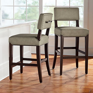 Carnegie Bar & Counter Stool