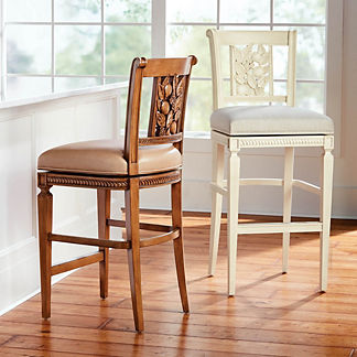 Meyer Lemons Swivel Bar & Counter Stool