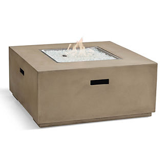 Cortina Fire Table in Taupe