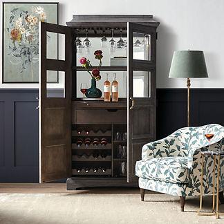 Arlington Bar Cabinet