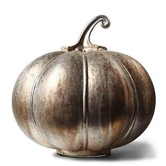 Antique Gold Finish Pumpkin