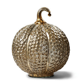 Antique Honeycomb Pumpkin