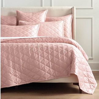 Resort Ava Cotton Silk Quilt