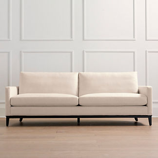Putnam Sofa in Dark Espresso Finish, Special Order