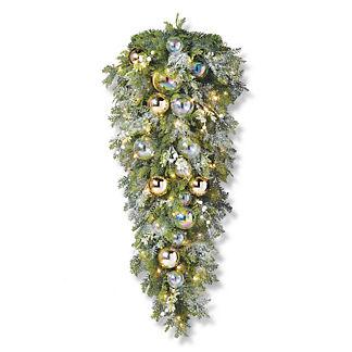 Bubble Ornament 3-1/2 ft. Swag