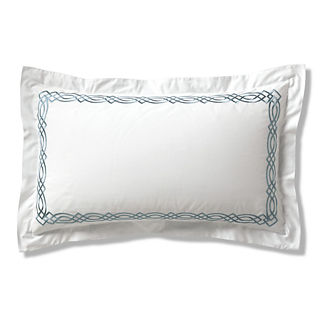 Resort Diamond Trellis Pillow Sham