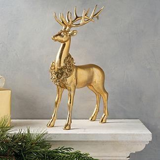 Mantel Standing Deer