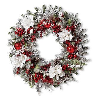 Amaryllis Wreath