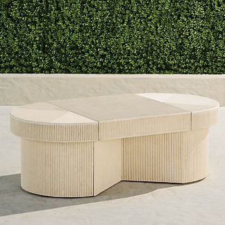 Mirada Three-piece Coffee Table