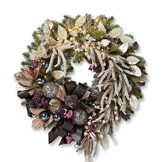 Twilight Cordless Wreath