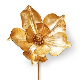 Metallic Gold Magnolia 23