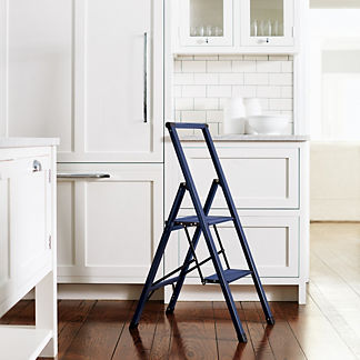 Ultralight Slimline 2 Step Stool
