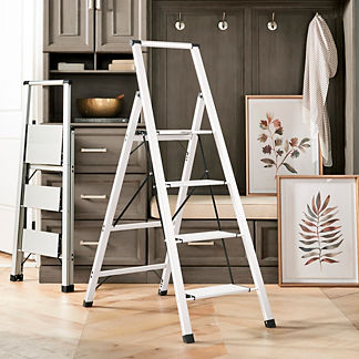 Ultralight Slimline 4 Step Stool