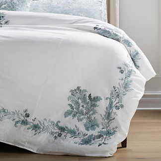 Elianna Embroidered Duvet Cover