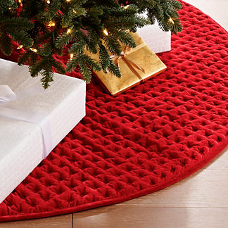 Rumi Velvet Tree Skirt