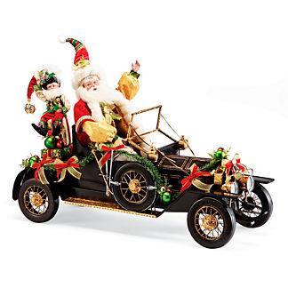 Mark Roberts Santa's Classic Car