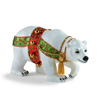 LED Christmas Polar Bear