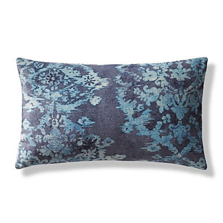 Desmond Damask Lumbar Decorative Pillow Cover