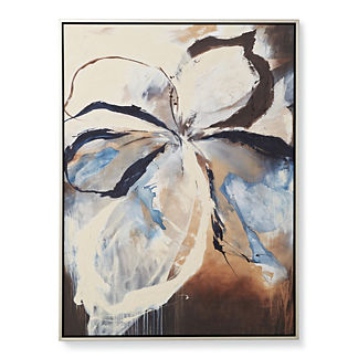 Abstract Floral Giclee Print