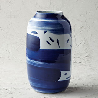 Modern Brushstroke Ceramic Collection