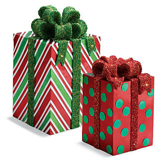 LED Traditional Gift Boxes