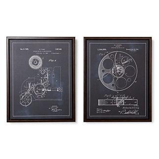 Film Patent Giclee Prints