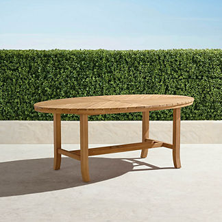 Marimont Oval Dining Table in Natural