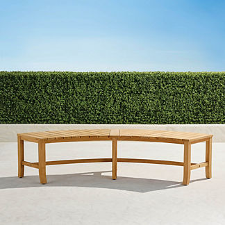 Marimont Dining Bench Natural
