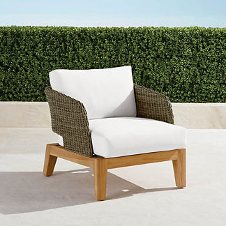 Torrento Lounge Chair with Cushions, Special Order