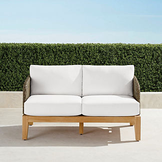 Torrento Loveseat with Cushions, Special Order