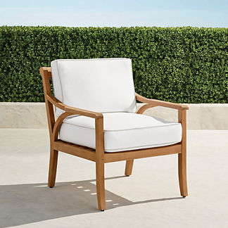 Ambra Lounge Chair with Cushions