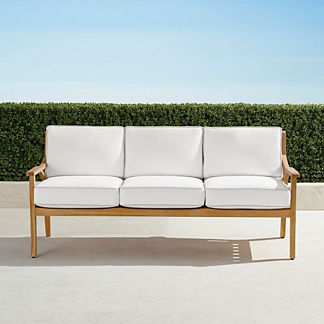 Ambra Sofa with Cushions, Special Order