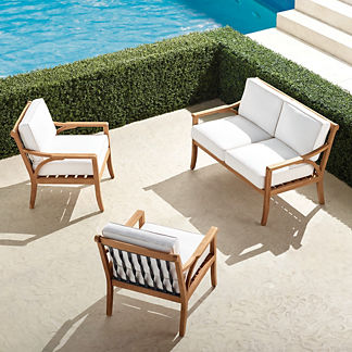 Ambra 3-pc. Loveseat Set