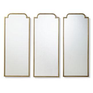 Darcy Mirror Triptych