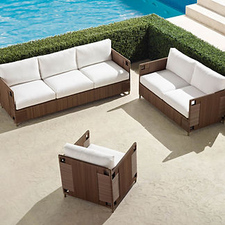 Druwood 3-pc. Sofa Set