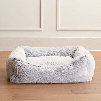 Icelandic Shag Pet Bed