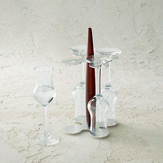 Italian Grappa Glass Set