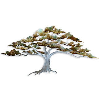 Vista Oak Tree Wall Art