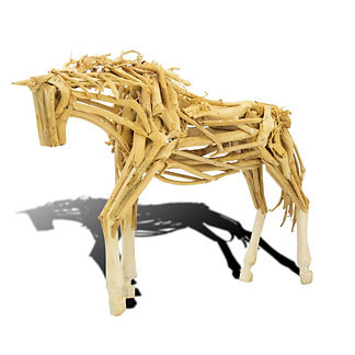 Driftwood Horse I