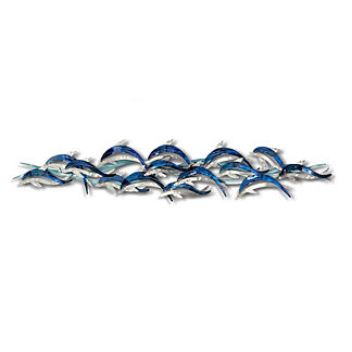 Dolphin Pod Wall Art