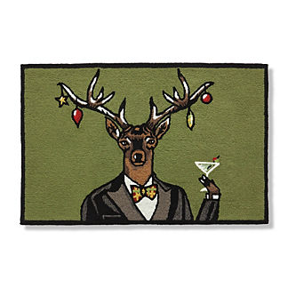 Mr. Deer Door Mat