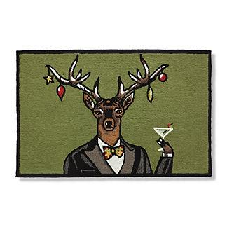 Mr. & Ms. Deer Door Mat