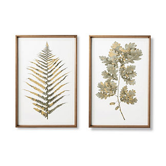 Gilded Foliage Giclee Prints